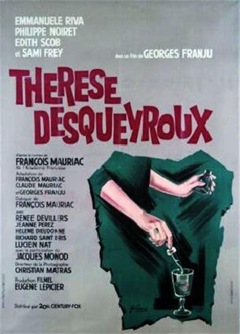 Résumé thérèse desqueyroux de françois mauriac jpg 296x412