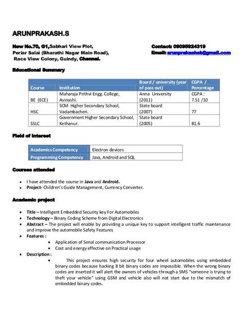 Contoh resume mintak kerja jpg 638x826